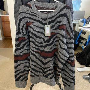 All Saints Tora Oversized Sweater